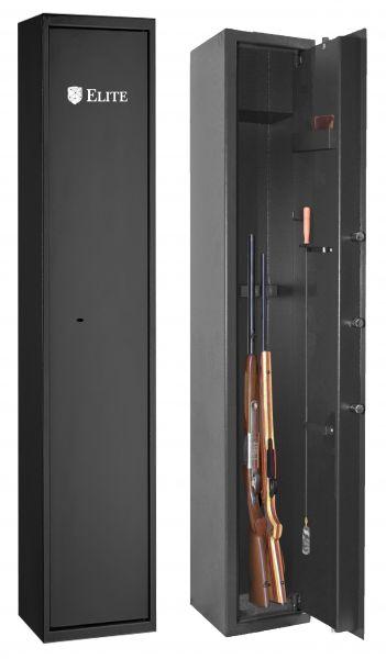 Coffre ELITE ALPHA 4 armes avec étagère (35kg)