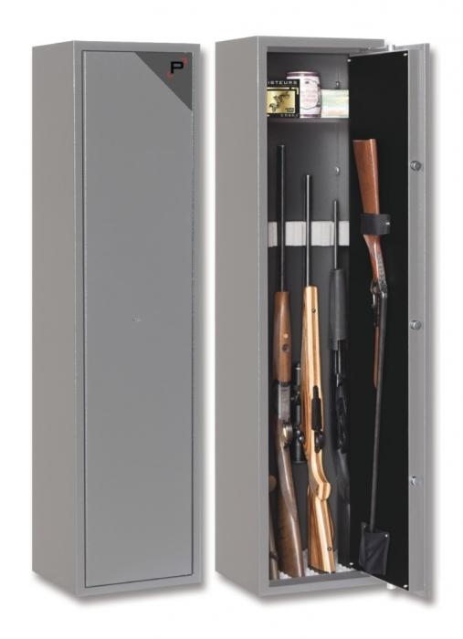 Coffre pour armes PISTEUR Elite 9 armes avec lunettes (50kg)