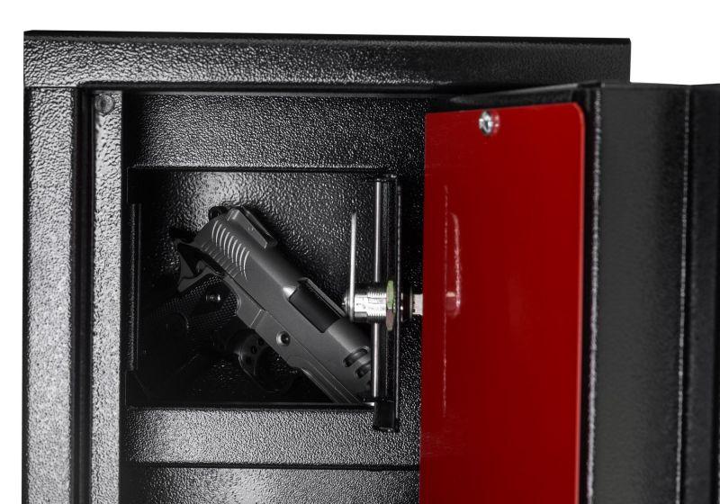 coffre pour armes rietti first 44 kg 5 armes coffres forts et armoires. Black Bedroom Furniture Sets. Home Design Ideas