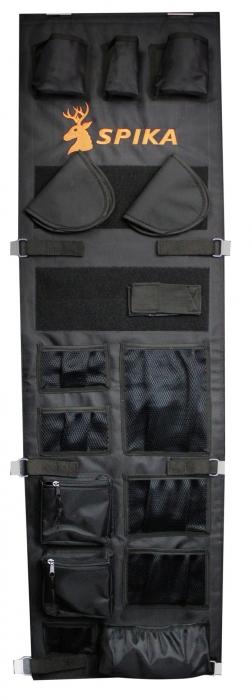 Organisateur de coffre SPIKA 12 poches (petit modèle)