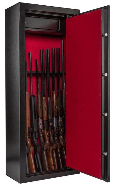 coffre pour armes rietti premium 105kg 10 armes. Black Bedroom Furniture Sets. Home Design Ideas