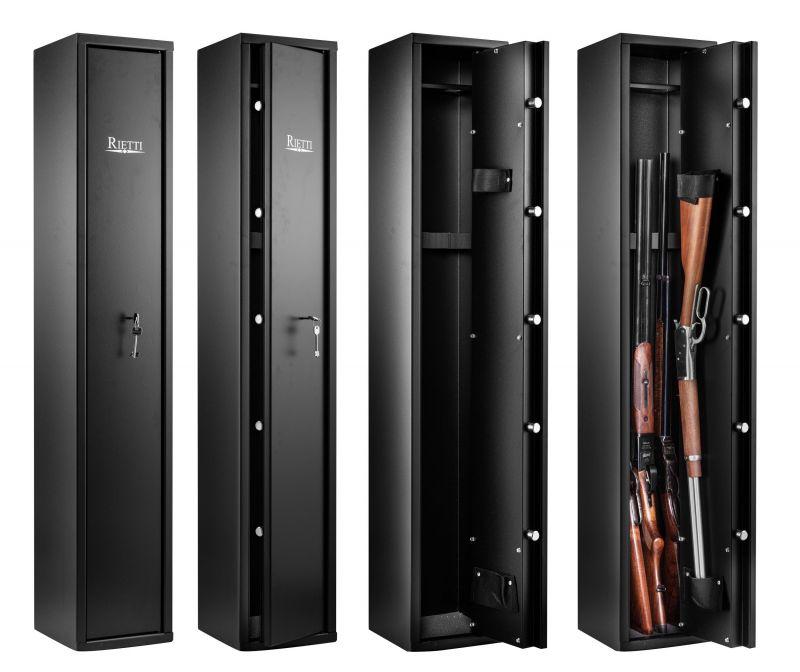 Coffre pour armes RIETTI First 33 kg (4 1 armes)