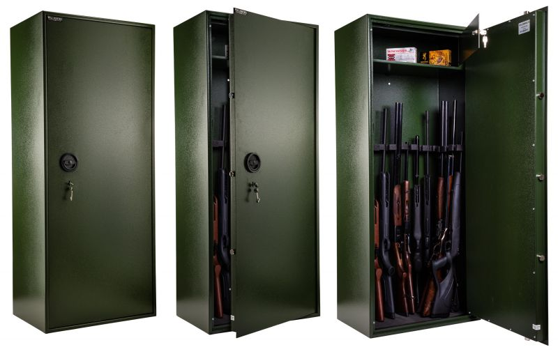Coffre pour armes WALDBERG 15 Armes (118 Kg)