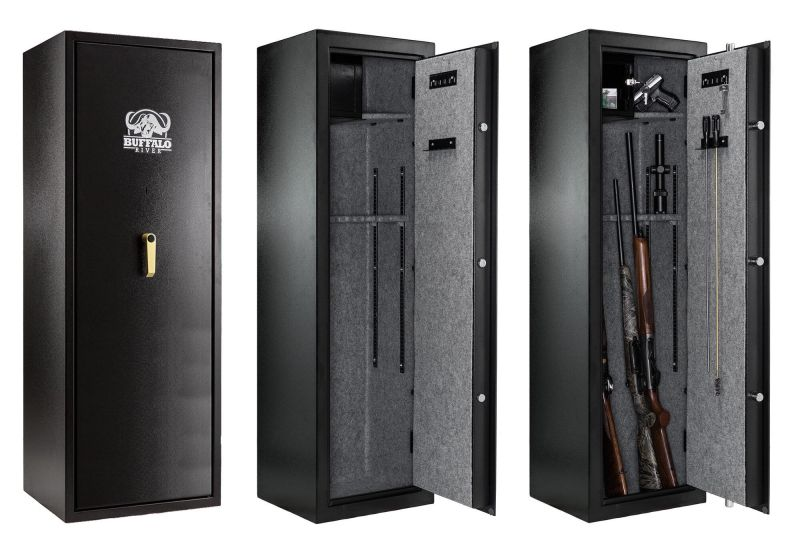 Coffre BUFFALO RIVER Premium 82 kg (18 armes)