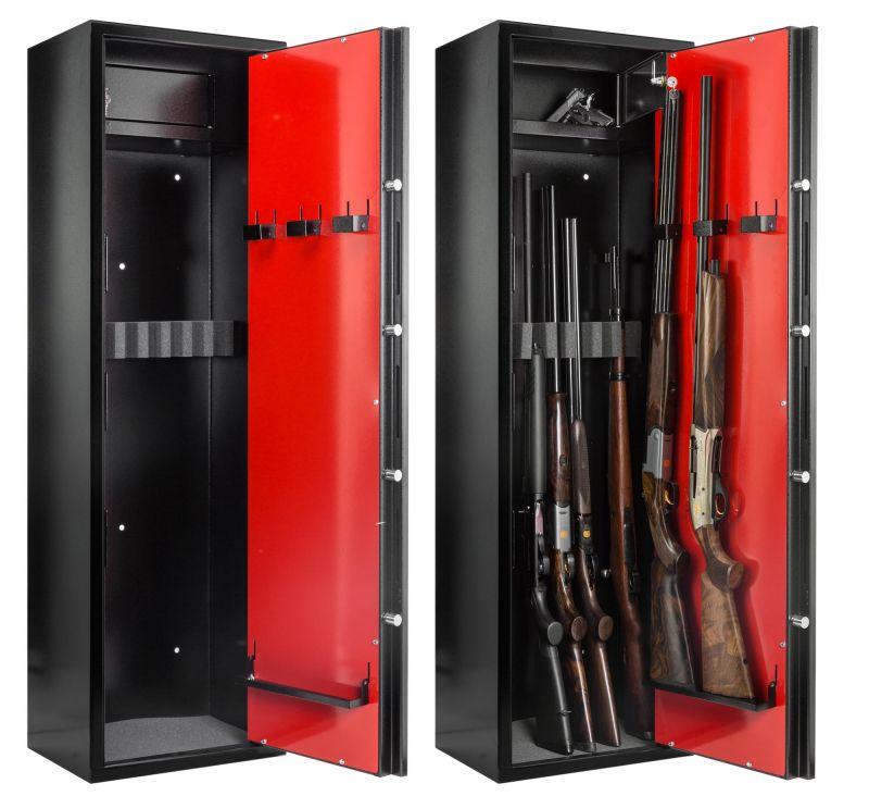 Coffre pour armes RIETTI First 61kg (10 armes)