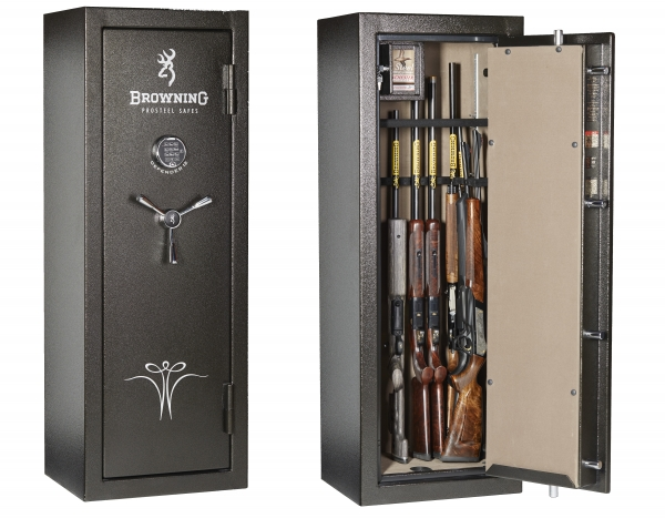 Coffre pour armes BROWNING DEFENDER 12 - 159 kg (12 armes)