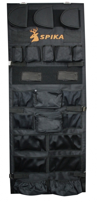 Organisateur de coffre SPIKA 15 poches (modèle medium)