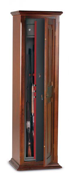 Armoire à fusil en bois Technomax Home safe HS/600LK (11 armes)