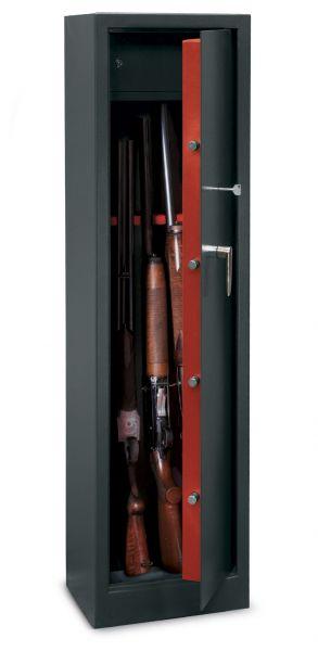 Armoire à fusils Technomax TCH/4 (5 armes)