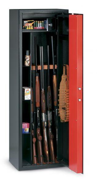 Armoire à fusils Technomax Tenax T/705R (5 armes avec étagères)